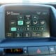 Climate control screen