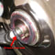 W. Installing a new camshaft oil seal