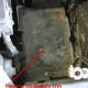 Camry Battery Tray