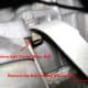 Right side Camry Starter Motor Mounting Bolt