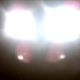 Check the headlights.