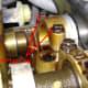 Camry Distributor Cap Plug Removal
