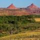 Sixshooter Peaks in Bears Ears National Monument.