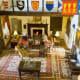 Cloghan Castle Room
