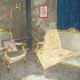 Clonony Castle Sitting Room