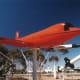 GAF Jindivik target drone at Woomera.