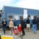 An Outdoor Flea Market