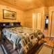 Homestead: bedroom with adjoining bath and closet