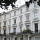 Where Jimi Hendrix died in London, England