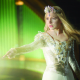 Michelle Williams as Glinda in 2013