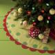Beautiful Christmas Tree Skirts and Tutorials
