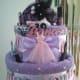 Ballerina or dancer cake.