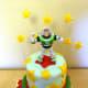 Buzz Lightyear birthday cake.
