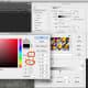 Choose gradient overlay