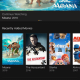 Launch Plex on your iOS or Android device, and navigate to the content you want to fling to Plex on another device.