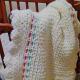 Loom Knit Baby Blanket