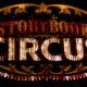 Entrance sign to Storybook Circus Fantasyland.