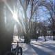 A Snowy Winter Ride