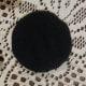 The circles may be any size you wish. I chose a mason jar lid to measure the circles.