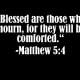 Sympathy Bible Verse