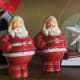 Some of my favorite Santas.