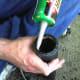 Glue the mortar tube before plugging (optional really)