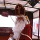 Sinterklaas is a holiday celebrated in the Low Countries on December 5 (St. Nicholas eve)