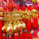 Gold, the color of wealth, is equally popular too.