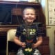 My son and his monster vase several years ago.