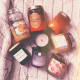 These are some of my favorite scented candles for the fall season.