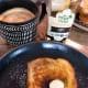 Voila! Scrumptious French toast!