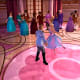 Odette dances with Prince Daniel.