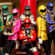 "A ""Marvelous"" band of merry pirates, Kaizoku Sentai Gokaiger are a group of Anti-Heroes seeking the greatest treasure in the universe while keeping the evil Zangyack Empire at bay"