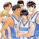 Mizuho High School basketball team.