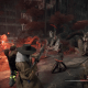 Getting swarmed by Root Devils.