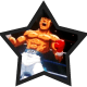 Ippo's victory pose.