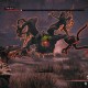 The Ent crawls towards the player in an attempt to attack.