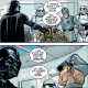 Vader orders Threepio be given to Chewbacca