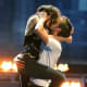 Rachel McAdams & Ryan Gosling recreating their iconic kiss at the MTV Movie Awards.