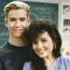 Mark-Paul Gosselaar & Tiffani-Amber Thiessen.