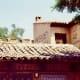 Tiled rooftops in Toledo, Spain