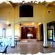 Large multi-purpose room inside Bernhardt Winery