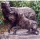 Sculpture in Benson Park