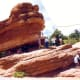 Balanced Rock in Garden of the Gods