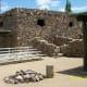Pueblo plaza