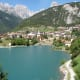 Molveno.  Is that not a beautiful setting?