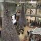 HGTV Christmas Display - Underconstruction