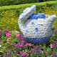 Teapot - part of Epcot's International Flower and Garden Festival