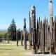 Playground of the Gods sculpture (Kamui Mintara)