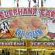 Food is a major part of the fair.